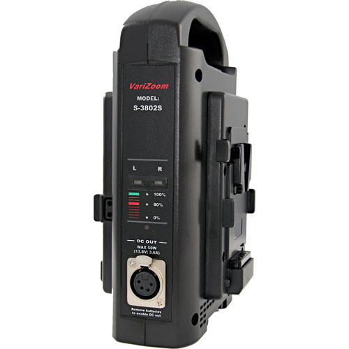 SWIT Batterilader S 3602F Sony NP F970 Film & Foto